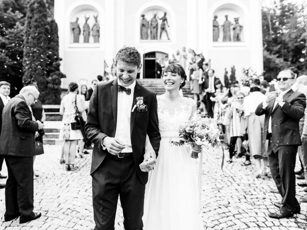 Hochzeitsfotos aus Bad Ischl in Oberösterreich von Hochzeitsfotograf Dominique Hammer