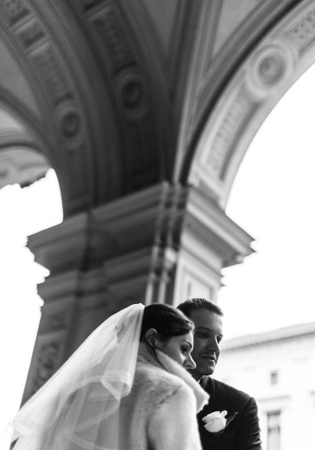 Hochzeitsfotografien von Dominique Hammer, Fotos von Kathy & Steve