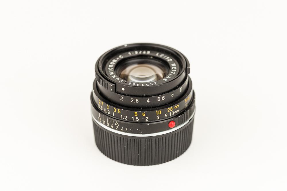 Leica Summicron 40mm