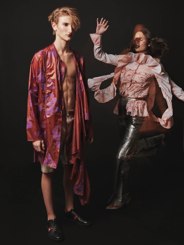 Paula & Marc. Fashion: Vanessa Schreiner