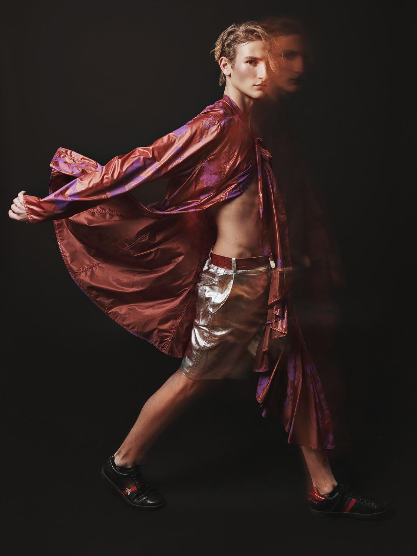 Marc. Fashion: Vanessa Schreiner
