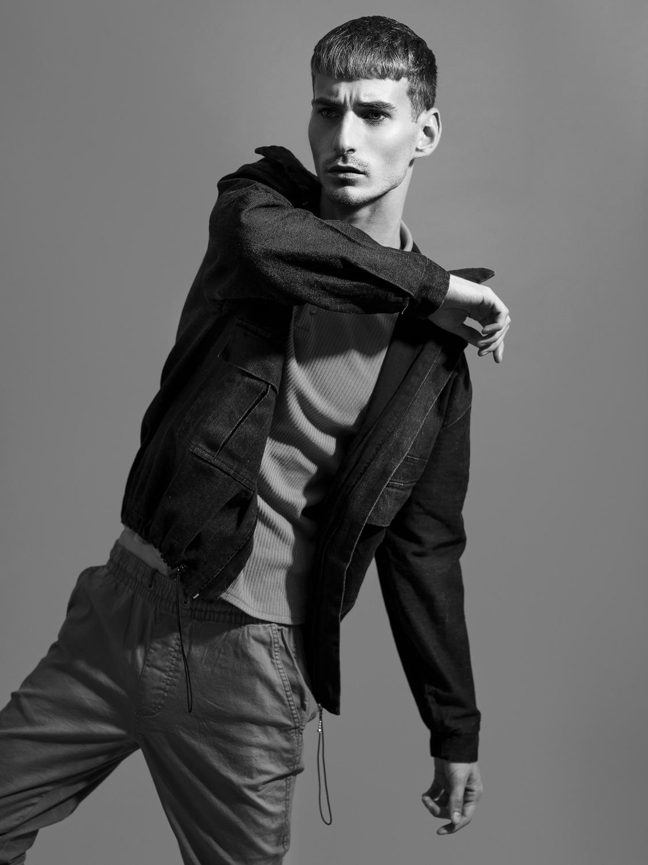 Thomas Amon. Fashion: Vis a Vis.