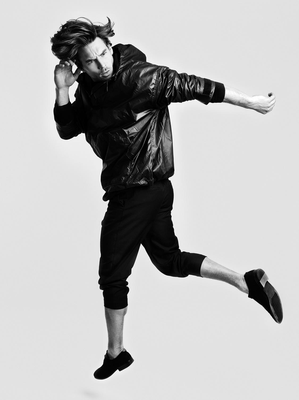 Martin Migschitz. Fashion: Massimo Dutti.