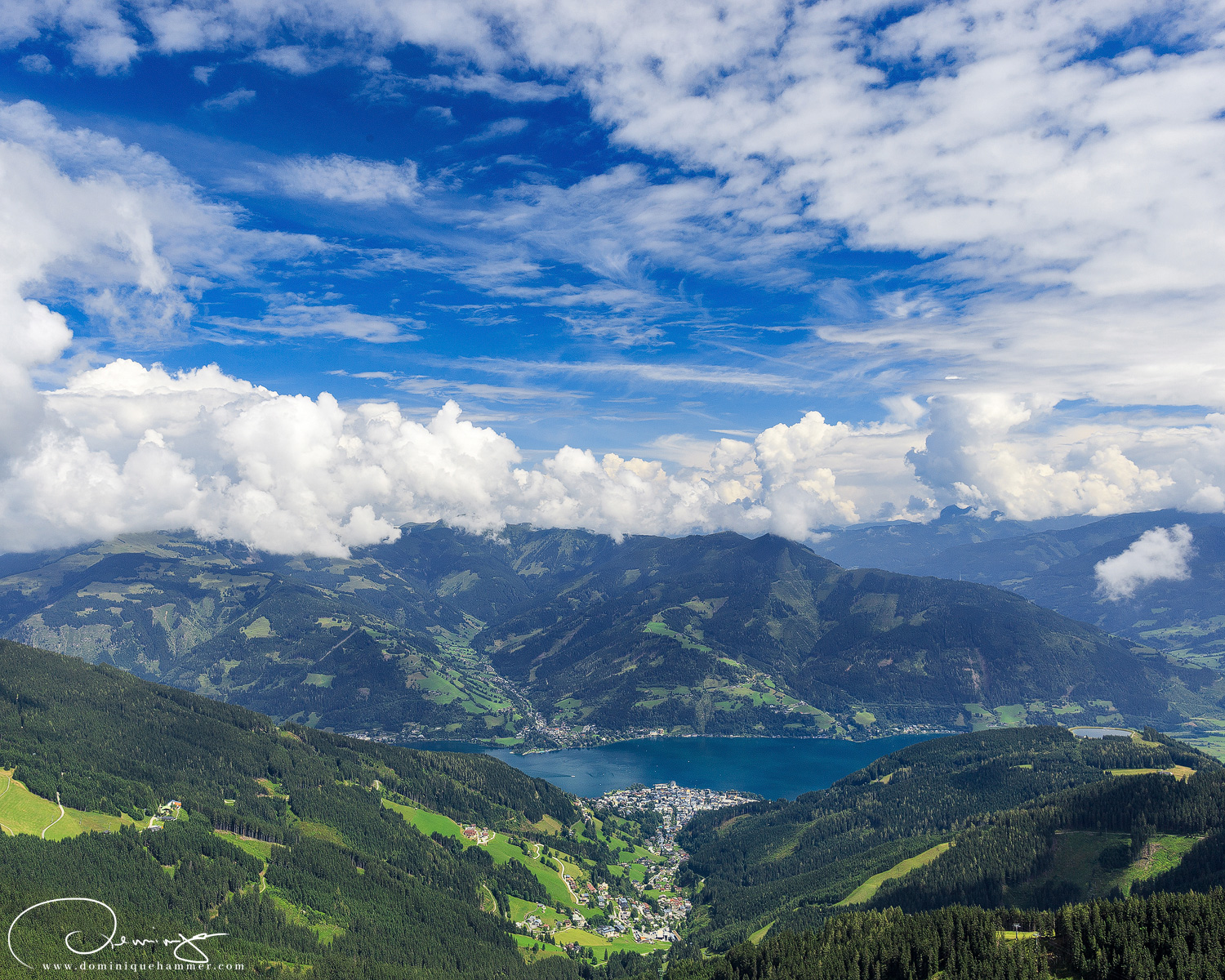 Zell am See, 2014