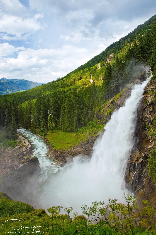 Krimmler Wasserfälle, 2010