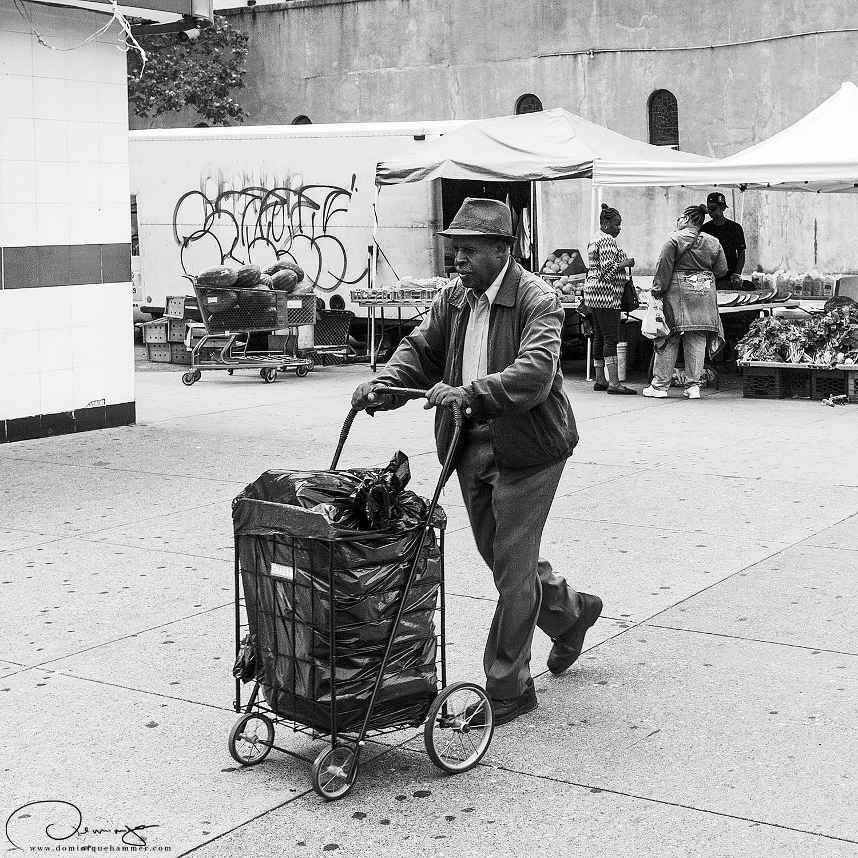 New York City, Harlem 2015